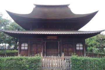 Jizo Hall, Higashimurayama City