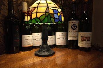 Rangitoto New Zealand Wine Bar