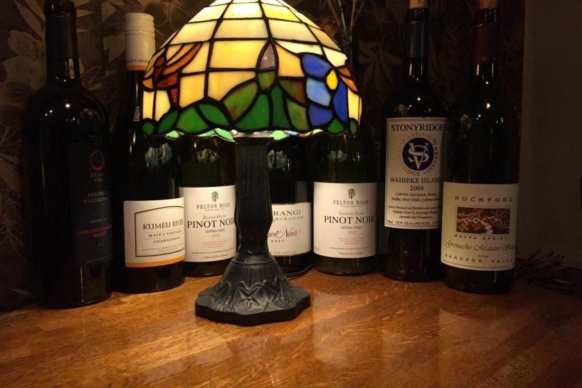 Rangitoto\'s extensive New Zealand wine selection