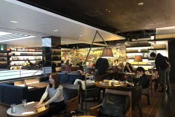 TSUTAYA T-Site Cafe