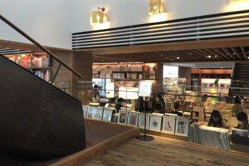 茑屋书店T-Site