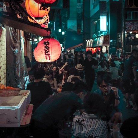 Guía de los cinco distritos más cool de Tokio