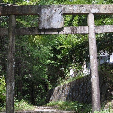 Ise-ji Road of the Kumano Kodo