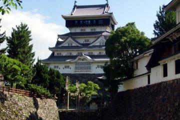 Kokura Castle in Kitakyushu