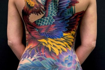 Exquisite tattooing