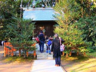Katori Gokoku Shrine