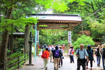 Joshin-mon Gate