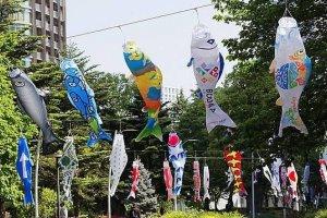 도쿄 미드타운 주최 야외 이벤트