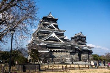 Kumamoto Castle, Kumamoto