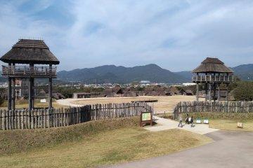 Yoshinogari Park
