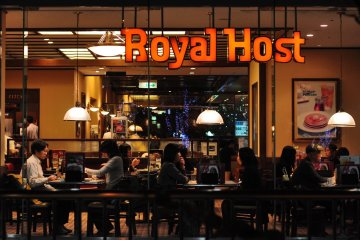 Royal Host has something for everyone