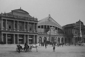 Ga Termini ở Rome - hoàn toàn khác biệt