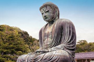 Great Buddha, Kanagawa Prefecture, Kanto