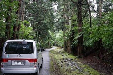 Old roads - new roads, Fukui Prefecture