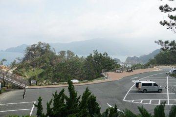Home is where you park it. - Vanlife Shizuoka