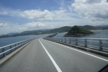 The country of islands and bridges