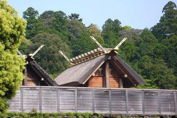 The Naiku at Ise Jingu