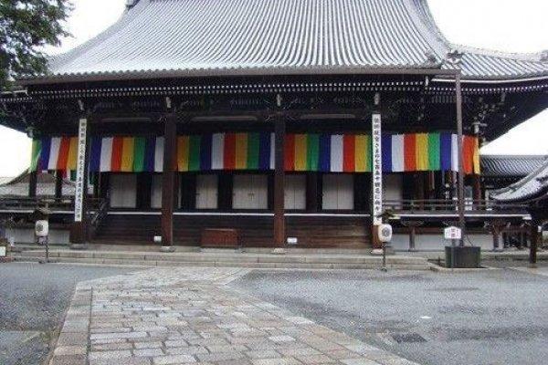 西本愿寺的大堂