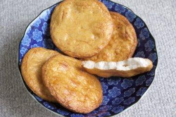 Senbei rice crackers