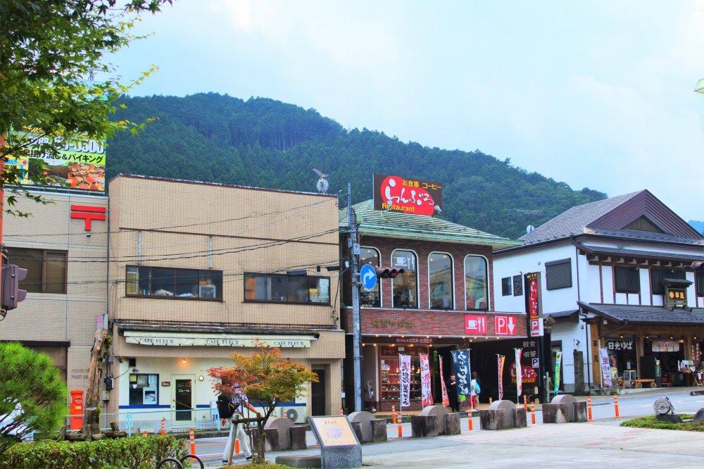 日光街道のお店