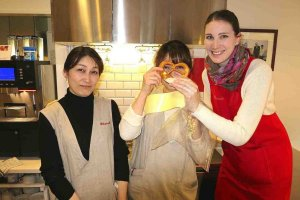 Working Holiday job in a German bakery in Tokyo