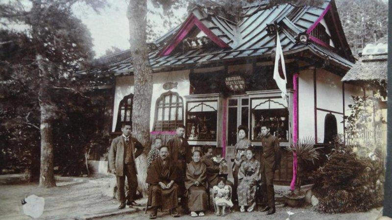 kanagawa-kamakura-s-sankai-do-a-100-year