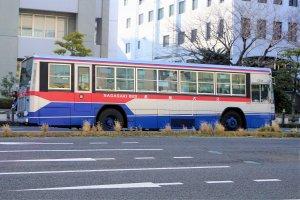 Nagasaki Bus