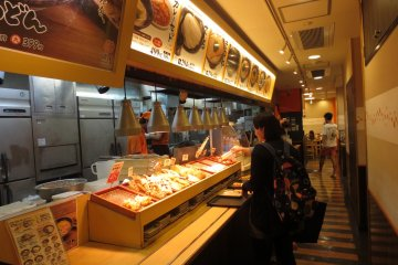 The famous self-service style that's becoming more popular in Japan
