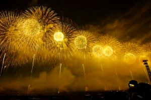 Fireworks events like the Nagaoka Fireworks Festival have been nixed this year