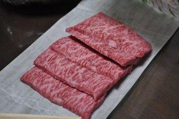 Matsuzaka beef