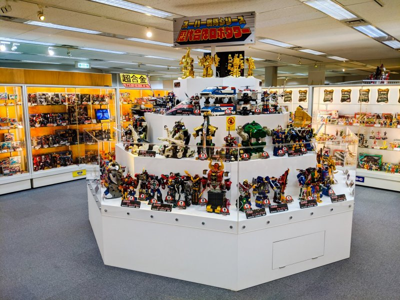 Tower of Transformers