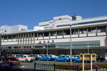 JR Hamamatsu Station