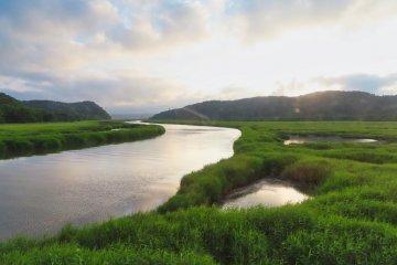 Marsh between Nemuro and Kushiro