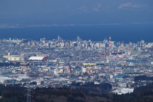 The airport puts you in close proximity to all that Aomori City has to offer