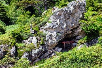 Kumashiro Cave