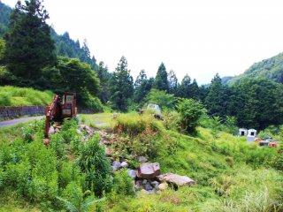 Mimasaka is beautiful, every corner of it demands attention