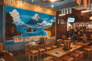 Shibuya Yokocho - A Daily Food Festival