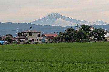 Mount Chokai, A Sacred Mountain in Yamagata and Akita