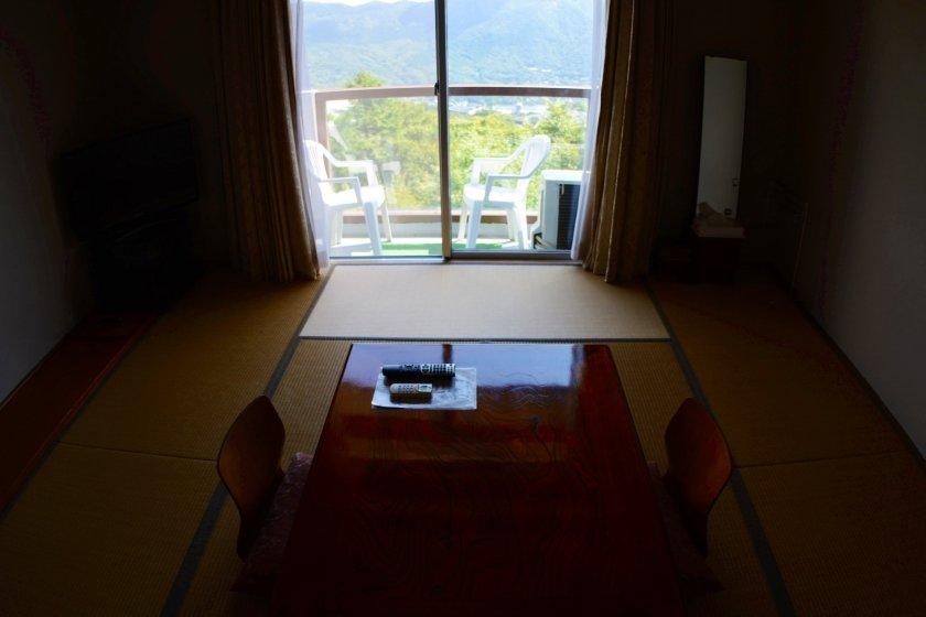 ห้องพักสไตล์ญี่ปุ่น