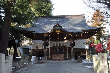 Soka Shrine
