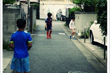 【東京‧春散漫】中目黑的河岸散策