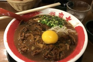 Tokushima ramen, Tokushima