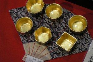 Kanazawa gold leaf, Ishikawa
