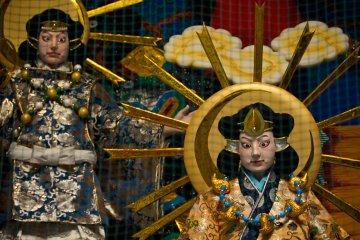 Hakata ningyo dolls, Fukuoka prefecture