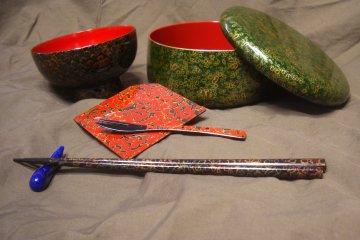 Tsugaru-nuri lacquerware, Aomori prefecture