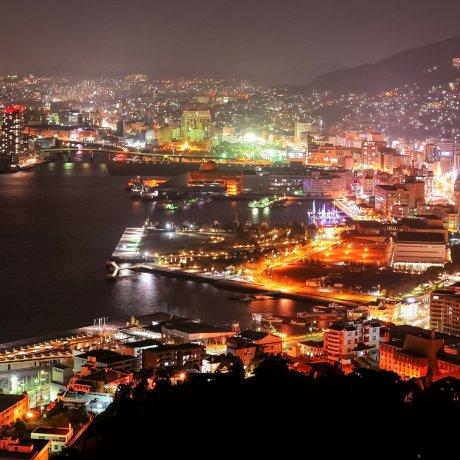 世界新三大夜景、長崎の鑑賞スポットをご紹介!