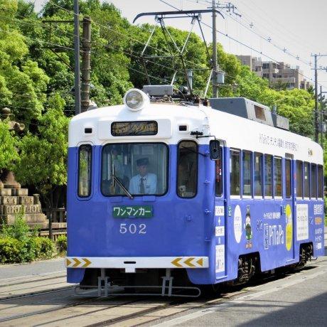 Streetcars of Osaka