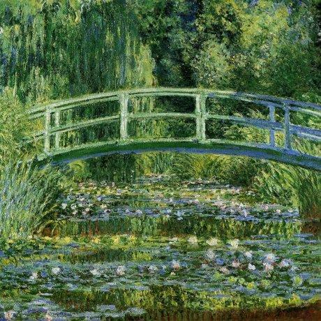 Claude Monet - Questioning Nature