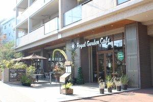 Royal Garden Cafe