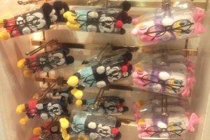 귀엽고 너무 신기했던 미키마우스 안경 케이스!